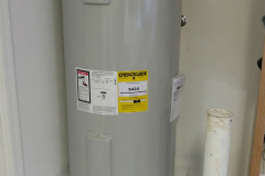 old water heater that needs replacing