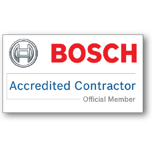 Bosch Certified HVAC Technician